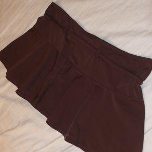 Brown Bottom Cover Up Swimwear
